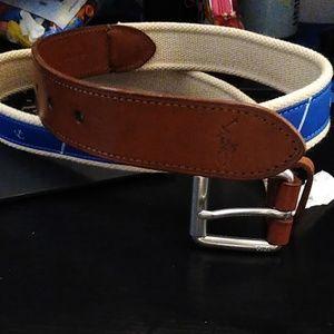 Ralph Lauren Polo Belt